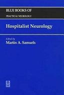 Hospitalist Neurology Book