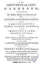 The Gentleman And Lady S Gardener