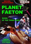 Planet Faeton. Book 1