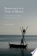 Democracy in a Time of Misery Book