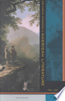 The Norton Anthology of American Literature: American literature, 1820-1865