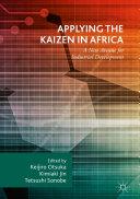 Applying the Kaizen in Africa [Pdf/ePub] eBook