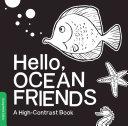 Hello  Ocean Friends