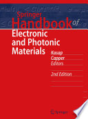 Springer Handbook of Electronic and Photonic Materials