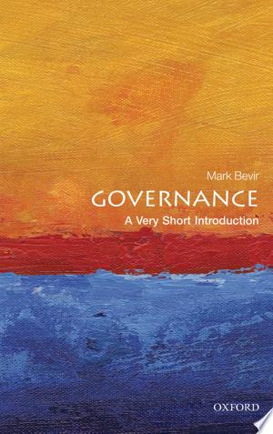Download Governance: A Very Short Introduction online Books - godinez books