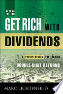 Get Rich with Dividends Book