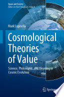 Cosmological Theories Of Value Book