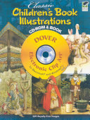 Classic Children s Book Illustrations CD ROM and Book