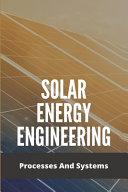 Solar Energy Engineering Book