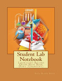 Student Lab Notebook : Laboratory Record Graph Note Book Diary (Chemistry)