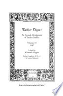 Luther Digest