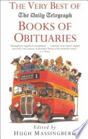 The Very Best of the Daily Telegraph Books of Obituaries