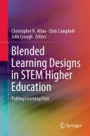 Blended Learning Designs in STEM Higher Education [Pdf/ePub] eBook