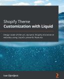 Shopify Theme Customization with Liquid