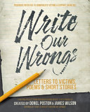 Write Our Wrongs