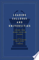 Leading Colleges and Universities