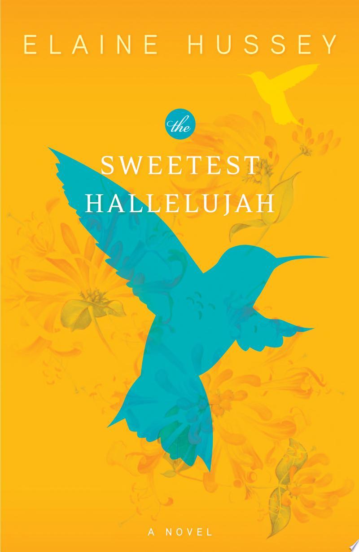 The Sweetest Hallelujah banner backdrop