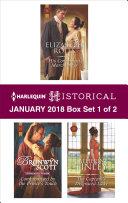 Harlequin Historical January 2018 - Box Set 1 of 2