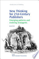 New Thinking for 21st Century Publishers Book