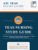 TEAS Nursing Study Guide