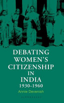 Debating Women s Citizenship in India