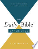 The Daily Bible   Experience