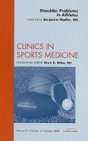 Shoulder Problems in Athletes Book