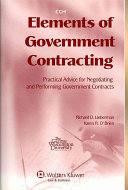 Elements of Government Contracting