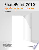 Sharepoint 2010 Op Managementniveau Pre Release
