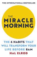 The Miracle Morning Pdf/ePub eBook