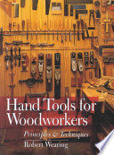 Hand Tools for Woodworkers