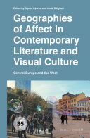 Geographies of Affect in Contemporary Literature and Visual Culture