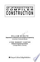 An Introduction to Compiler Construction