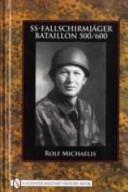 SS-Fallschirmjäger-Bataillon 500/600