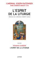 Pdf L'Esprit de la liturgie