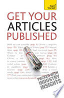 Get Your Articles Published