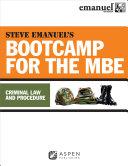 Steve Emanuel's Bootcamp for the MBE [Pdf/ePub] eBook