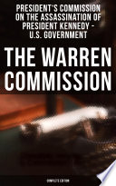 The Warren Commission  Complete Edition  Book