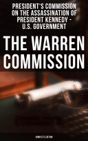 The Warren Commission (Complete Edition) Pdf/ePub eBook