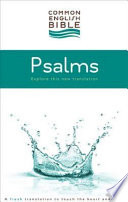 Ceb Common English Bible Psalms Ebook Epub