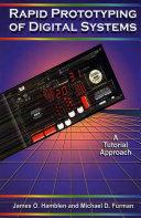 Rapid Prototyping of Digital Systems Pdf/ePub eBook