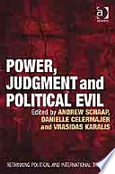 Power  Judgment and Political Evil