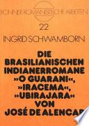 Die Brasilianischen Indianerromane