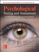 ISE Psychological Testing and Assessment Book PDF