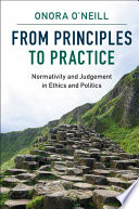 From Principles to Practice