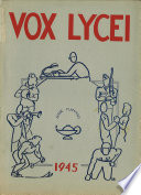 Vox Lycei 1944-1945