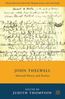 John Thelwall [Pdf/ePub] eBook