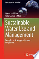 Sustainable Water Use and Management Book