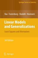 Linear Models and Generalizations [Pdf/ePub] eBook