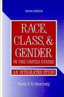 Race class and gender in the united states paula s rothenberg race class and gender in the united states an integrated study paula s rothenberg no preview available 1992 fandeluxe Images